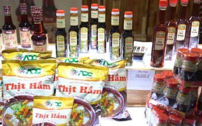 ADC Foods tham gia Hội Chợ Mua Sắm Tết 2019