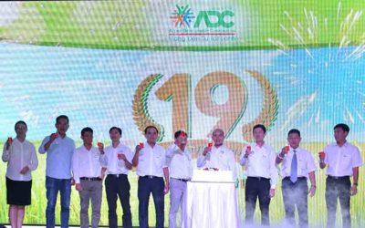 ADC GROUP: Hành trình 19 năm mang đến sự tốt lành